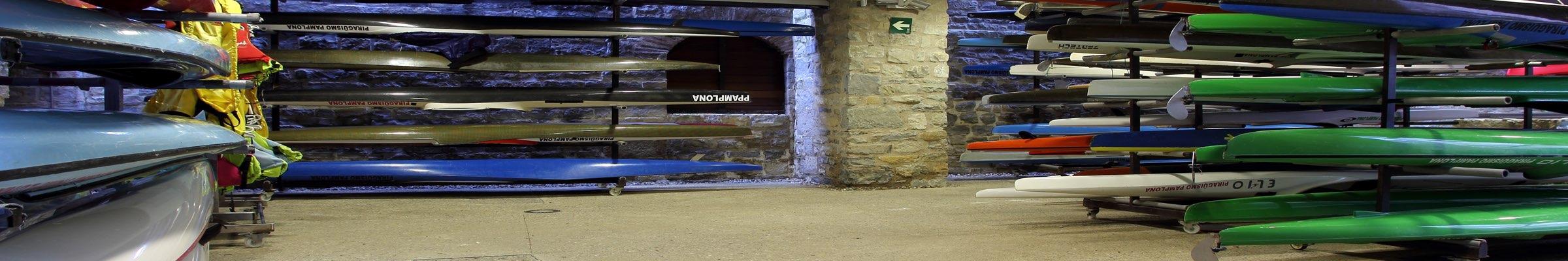Instalaciones Piragüismo Pamplona