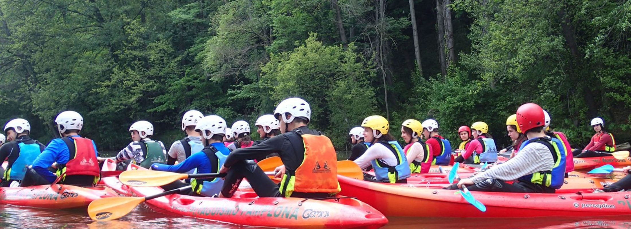 ¡Piragüismo y Kayak 2018! 2018ko Piraguismo eta Kayak!