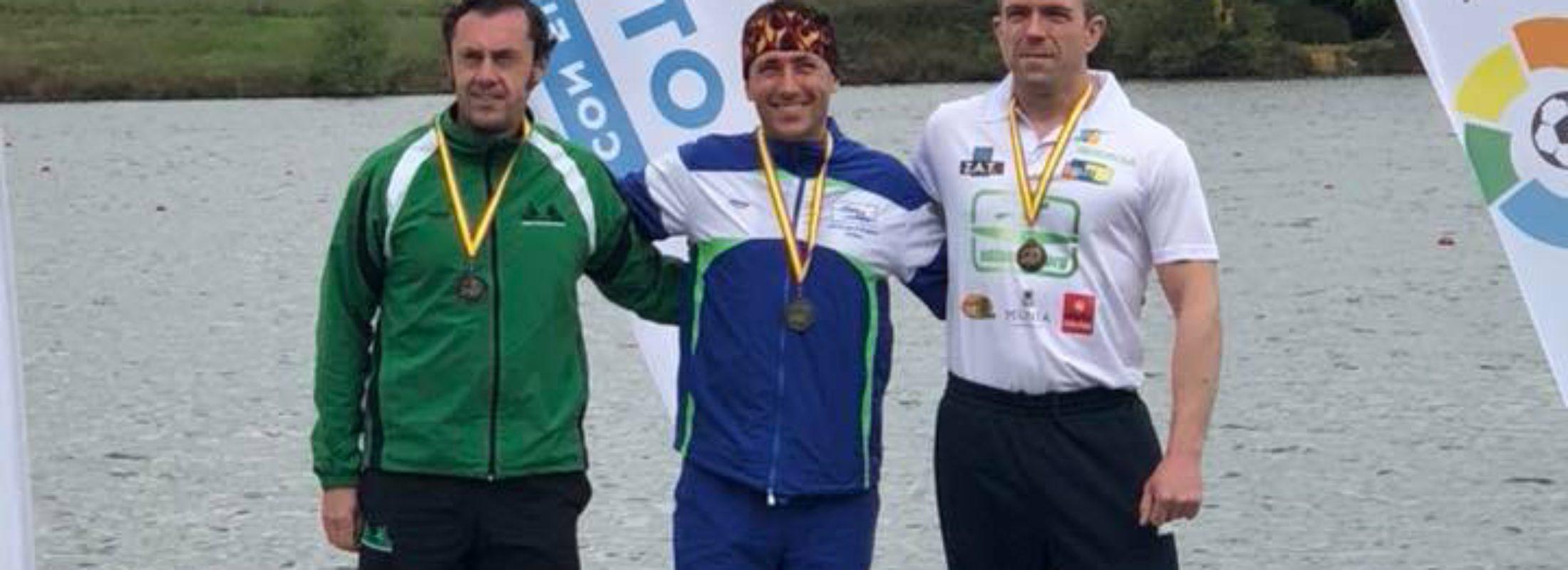 Julián subcampeón de España