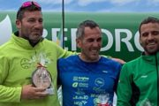 El Piragüismo Pamplona – Iruñea Piraguismoa bronce en la Copa de España de Maratón