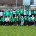 Primera jornada Juegos Deportivos de Navarra