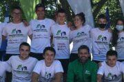 El Piragüismo Pamplona-Iruñea Piraguismoa 3º en el Campeonato de España de Media Maratón