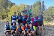 El Gurpea Beti-Onak en la Escuela de Piragüismo